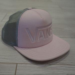 Vans Drop V trucker hat